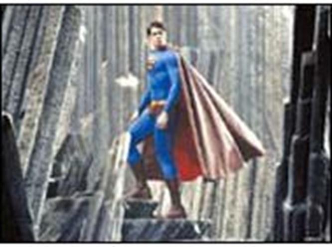 Eleştirmenler Superman'i beğendi